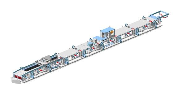 Самопередвижная концевая система (СКС1.2)