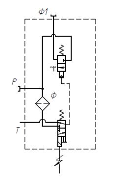 Клапан орошения электромагнитный искробезопасный