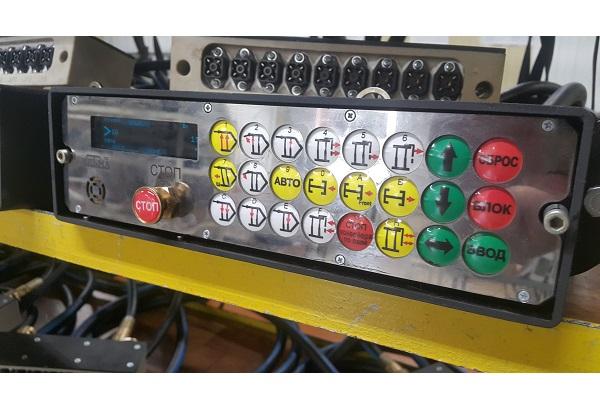 Аппаратура управления механизированным комплнксом