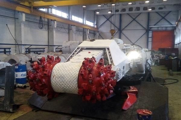 Капитальный ремонт комбайна П110