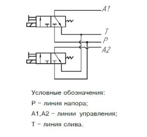 Электромагнитный распределитель