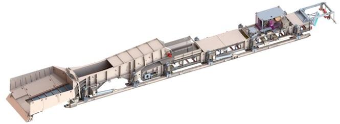 транспортно-погрузочный комплекс Сибэлектро